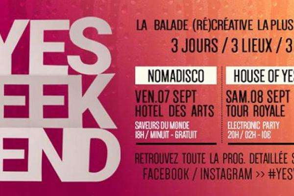 YES WEEK END #4